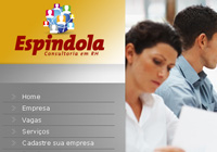Website Espindola