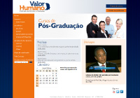 Website Valor Humano