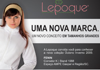 Flyer – Lepoque 2009